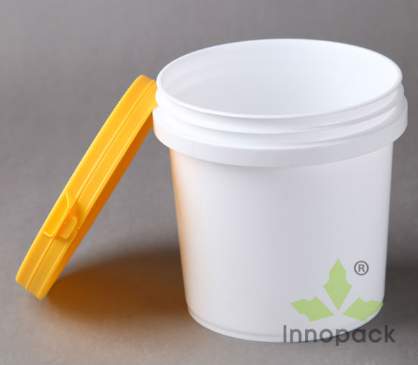 1l mini ice cream plastic containers with lid