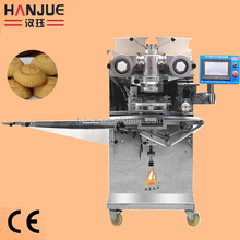 automatic filled striped cookies making machine/ automatic filled cookies making machine