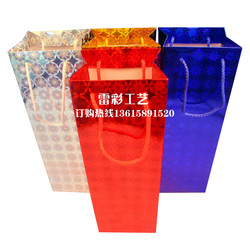 Multifunctional paper red wine bag china supplier