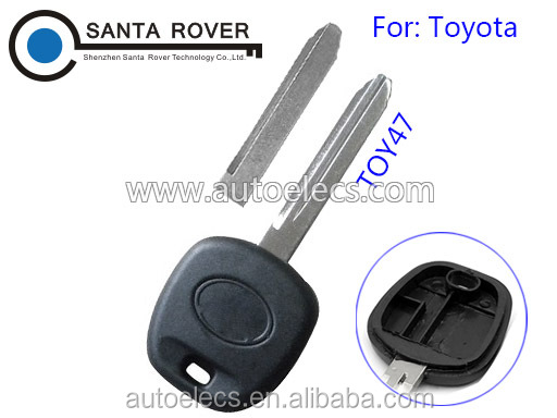 TOY47 Blade For Toyota Transponder Key Shell Cover
