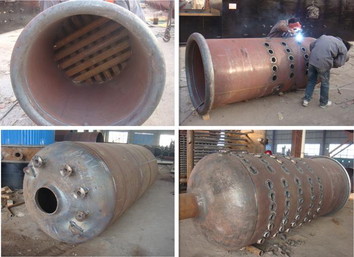 General Industrial Equipment 2ton Pellet Boiler For Sale Steam ...
