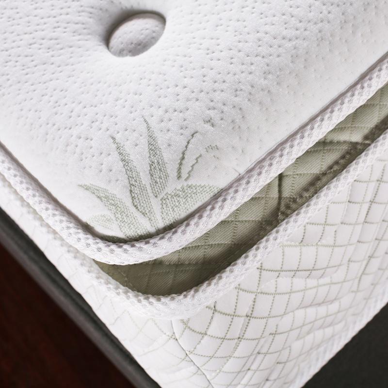 Cheap hotel bedding pocket spring motel mattresses price of spring mattress - Jozy Mattress | Jozy.net