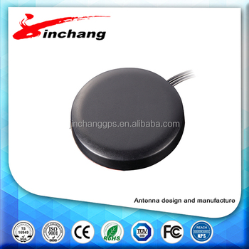 (Manufactory) tracker with gps-gsm combination antenna