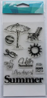 Ystamper Factory directly sale clear stamp China made l High quality Clear Stamp set