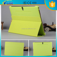 VCASE SlimBook Leather Stand Tablet Case Cover for Samsung Galaxy Note 10.1