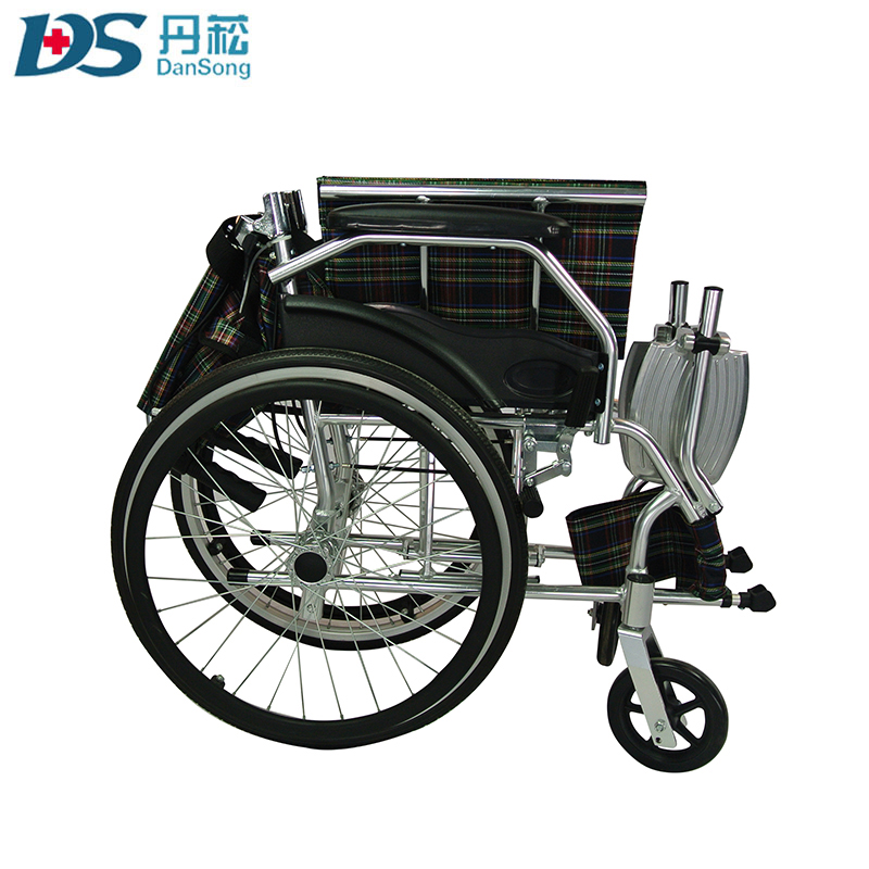 Medical Care breathable fabric wheelchair dubai for children