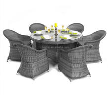 OUTDOOR DINING SET RATTAN DINING SET OUTDOOR FURNITURE