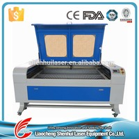 1390 100w laser machine for cutting and engraving machine SHENHUI looking for good agent -new investor progect