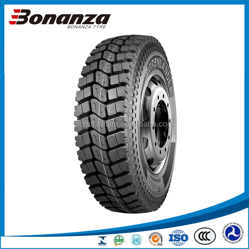 Chinese Auto Radial Tire for Truck and Bus with best brands and Price