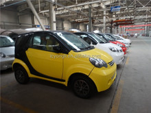 High quality 2 doors electric car smart style with eec and coc