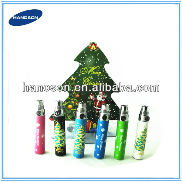 E cig Christmas e cig trendy christmas gifts hot sell