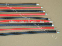 Dongguan Slocable UV resistant copper single core 6mm2 solar pv wire