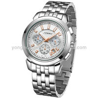 Beautiful cheap watch for men all steel