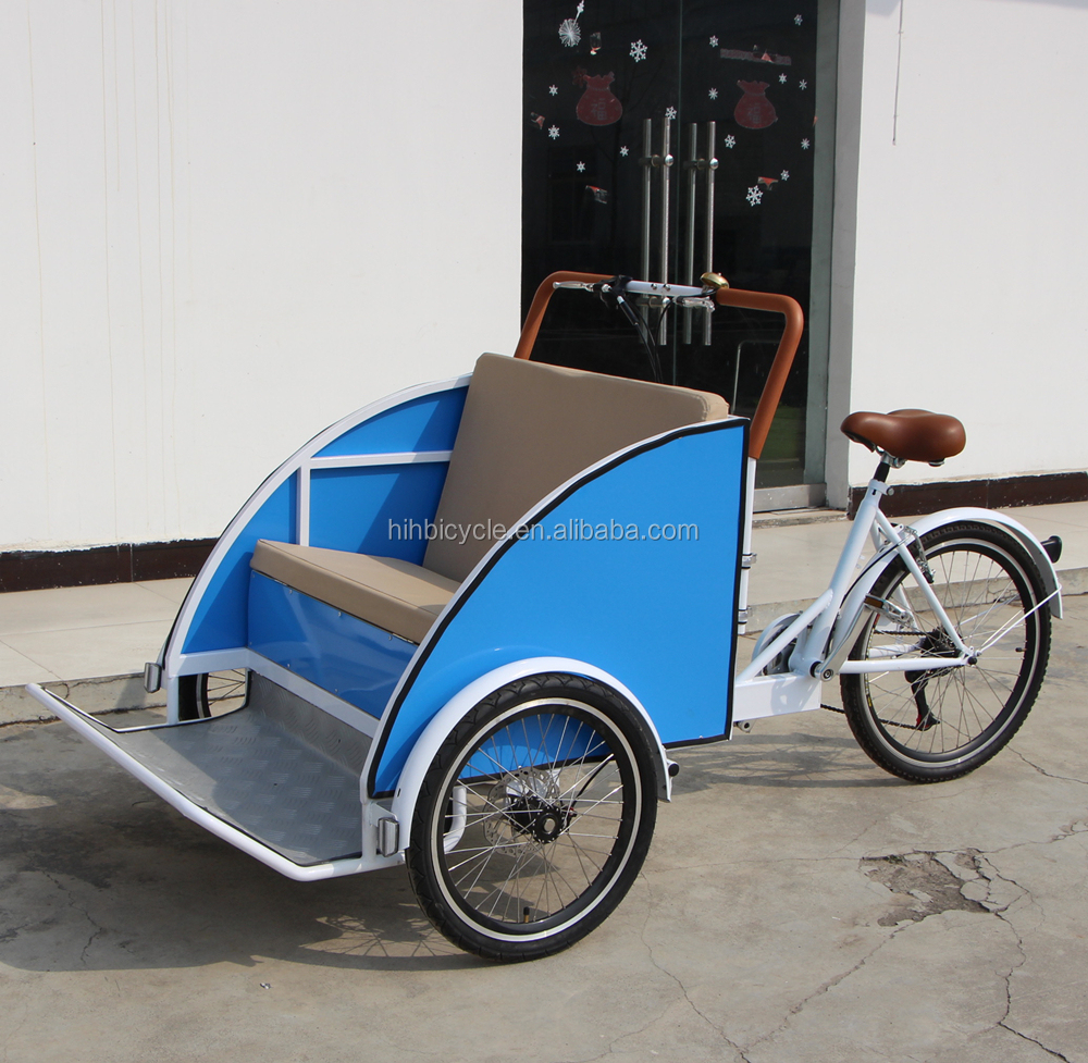 rickshaw cargo bike tricycle for passenger for sale