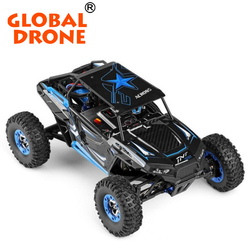 IN STOCK GLOBAL DRONE Wltoys 12428-B 1/12 4WD electric Polaris Climbing Off-road Vehicle Super Power RC Car