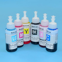 Dye ink For Epson inkjet printer L800 L100 L200 L300 printing inks