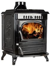 factory direct selling Italy design wood burning stove