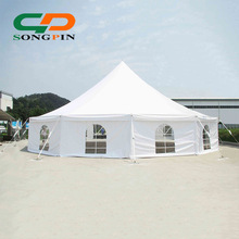 Dia.15m high peak circus tent with waterproof fabric for outdoor event