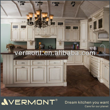 classic style kitchen cabinets solid wood