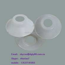 oem factory thermoforming blister high-light transmitting ceiling lamp cover