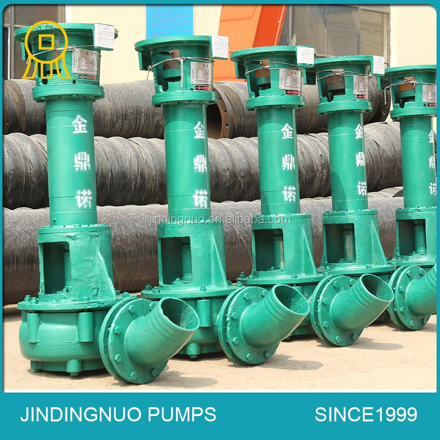 Vertical solid slurry pump ash slurry pump for sale