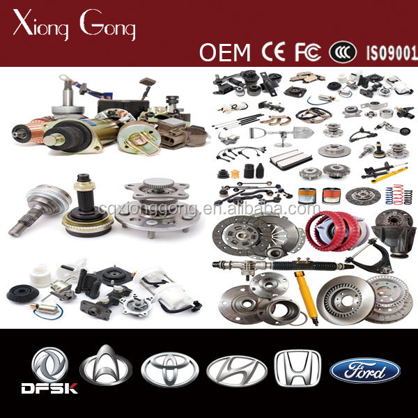 Hot sale aftermarket all auto spare parts for car chassis