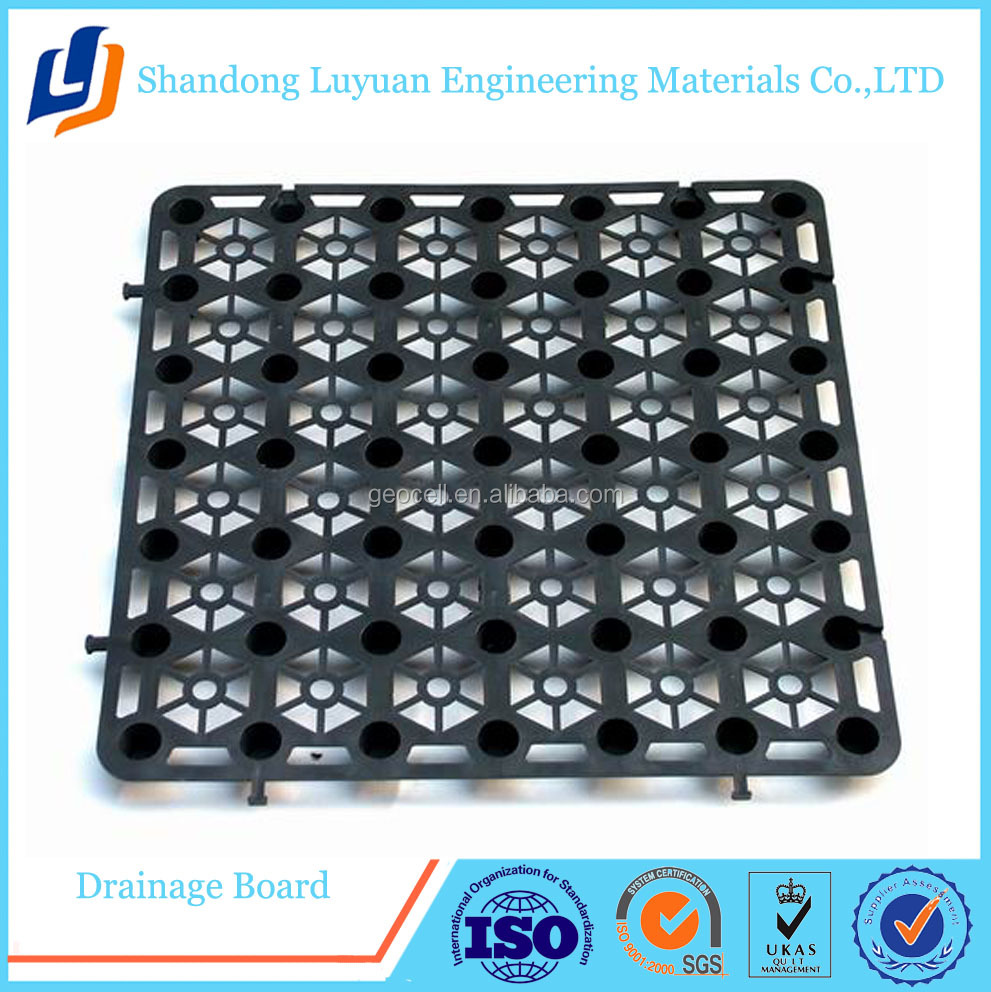 Waterproofing Dimple Mat Plate And Drainage Board