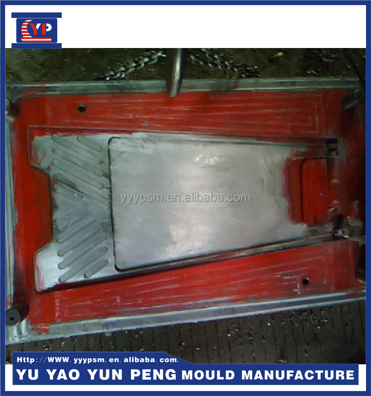 plastic sign board injection mold/ plastic warning injection mold,Injection Parking Board Mould