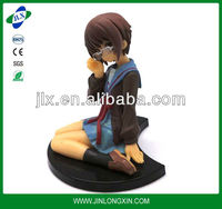 japanese figure 3d sexy japanese nude girl anime figures glass school girl