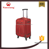 Royal Fahion 1680D nylon Soft trolley luggage