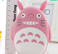 New products 2016 Ultrathin Totoro Shaped 7800mah portable power bank with LED Indicator