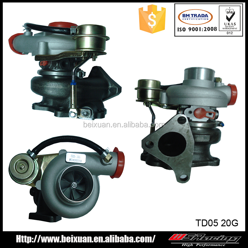 TD05 <strong>Turbo</strong> for Mitsubishi EVO 1 2 3 4G63 engine racing turbocharger