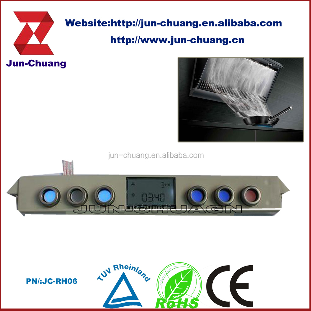 PCBA of electronic house hold of kitchen ventilator/range hood
