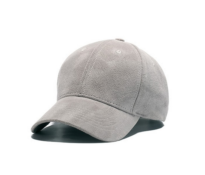 oem good quality promotional cheap costom logo suede baseball cap