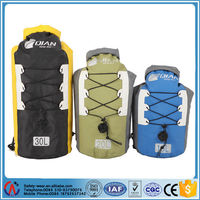 Lightweight Waterproof Dry Bag Floating Duffle Bag with Roll Top