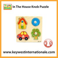 In The House Knob Puzzle