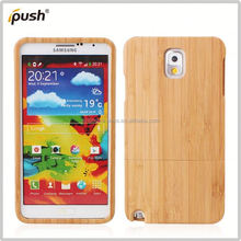 wood sticker phone case for sumsung galaxy Note3