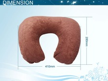 Sex memory foam neck pillow