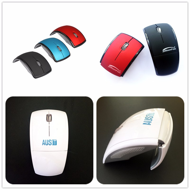 Discount Promotional OEM ARC Wireless Mac Mouse for Christmas&New Year