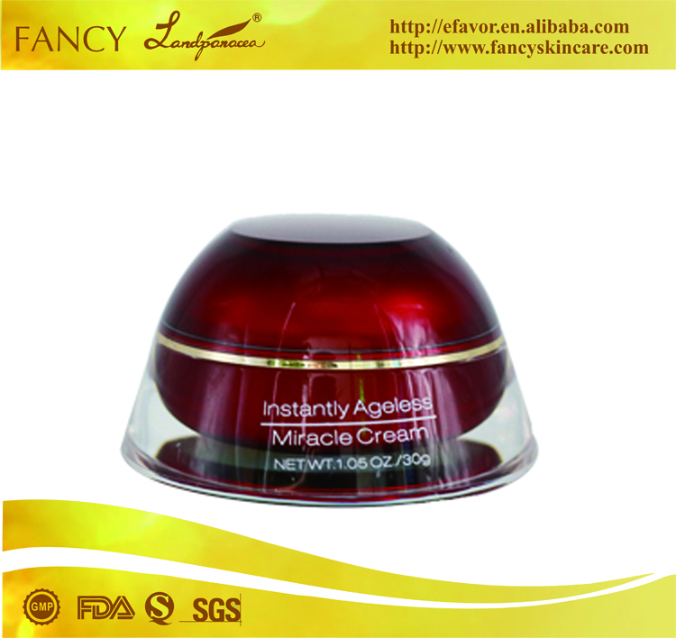 beauty product 2016 shine anti wrinkle face cream with OEM