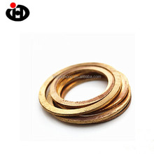 Pressure Washers Yellow Copper Flat Washer Sealing Washer