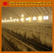 farm chicken cage with cool pad