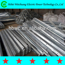 High Quality Galvanized Steel Cross Arm/Line Cross Arm/Power CrossArm