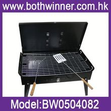 DA131 Portable Gas BBQ Grill/ Outdoor Barbecue Stove/ Camping Burner Smoker Tail gating