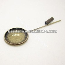 beadsnice ID 23055 brooch bar pin