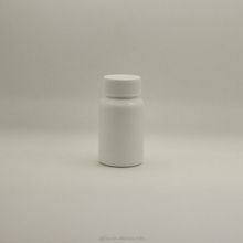 <strong>100</strong> ml plastic pet Round Tablet powder supplement capsule bottle