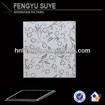 New Modern Glossy Printing PVC Panels for Interior Ceiling Decoration PVC Ceiling Tiles Dubai