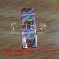 PET plastic bag/small plastic bag/plastic packaging bag for food