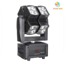 Wholesale price high quality 8*10w Sky whell sharpy 4 head Led Moving Head lamp stage dj beam