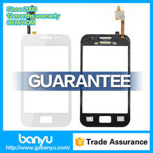 Low cost touch screen mobile phone original replacement for samsung s7500 screen